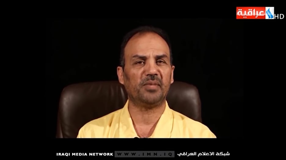 فيديو يظهر اعترافات أحد أبرز مساعدي البغدادي زعيم داعش
