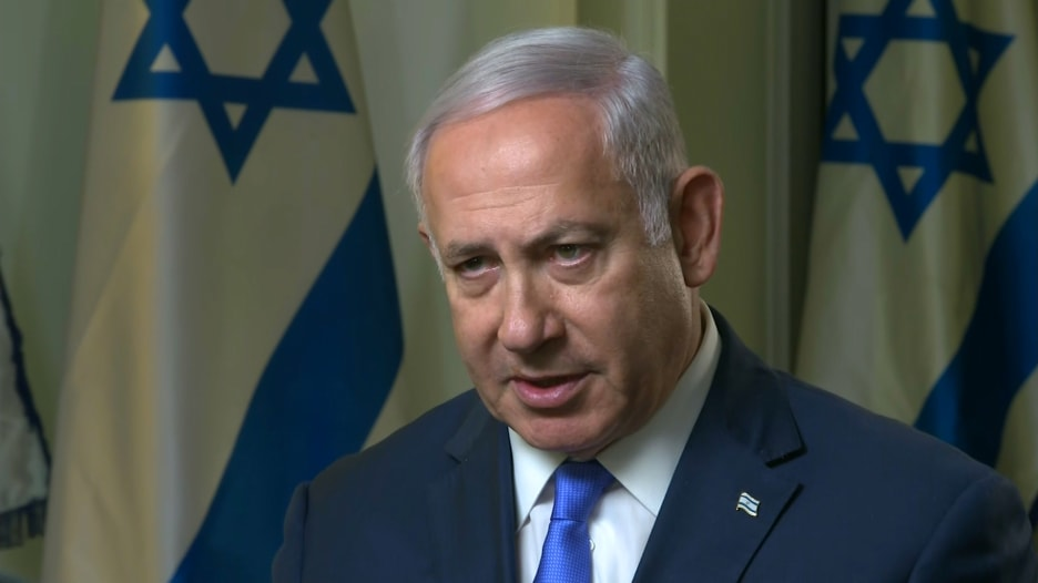 نتنياهو لـCNN: أريد أن يحكم الفلسطينيون أنفسهم ولكن بشرط
