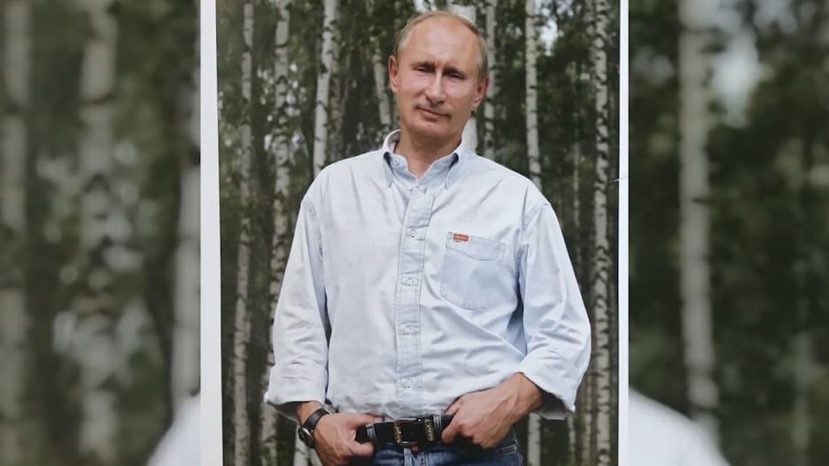 فلاديمير بوتين.. نجم صور الرزنامات في روسيا