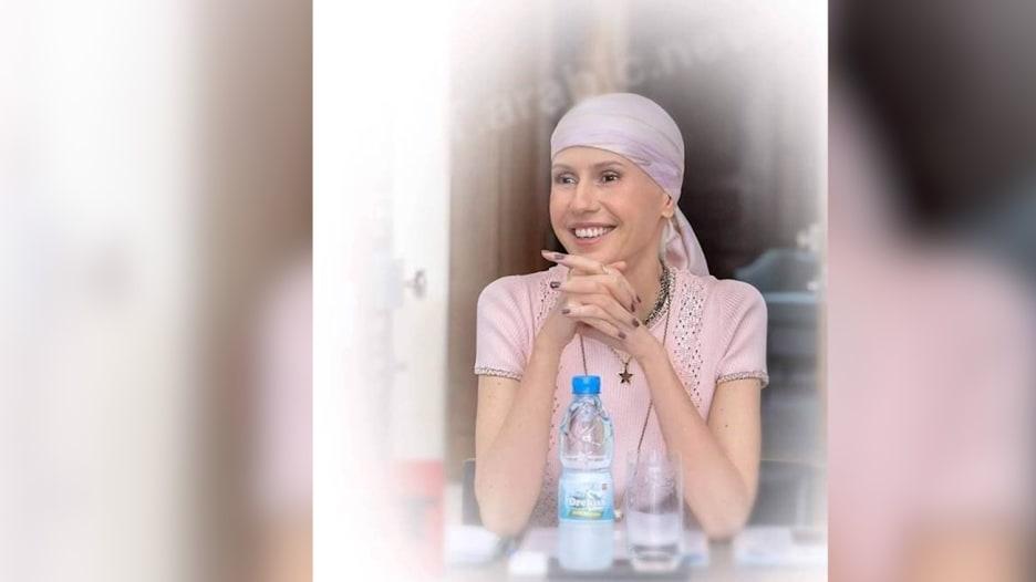 بعد بدء علاجها من السرطان.. كيف بدت أسماء الأسد؟