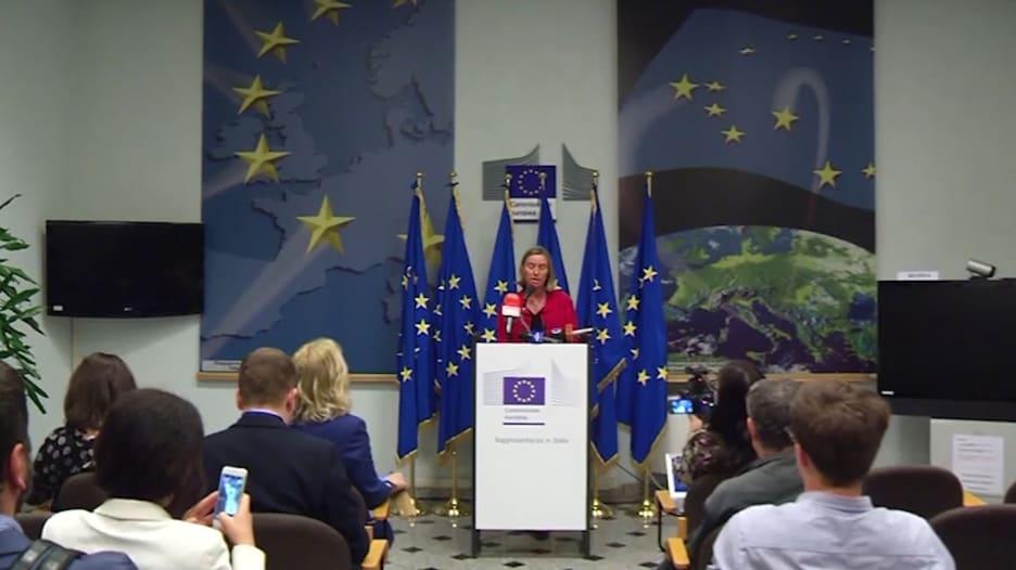 هل تنقذ أوروبا الاتفاق النووي الإيراني من الانهيار