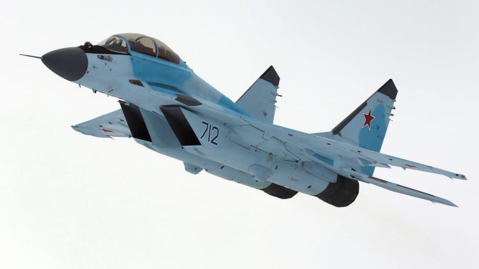 """إليكم أبرز الإمكانيات التي تميز مقاتلة """"ميغ-35"""" الروسية"""