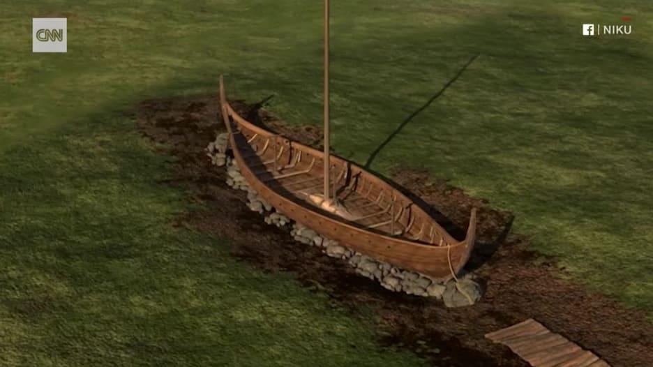 رادار متطور يكشف عن كنز مدفون في النرويج