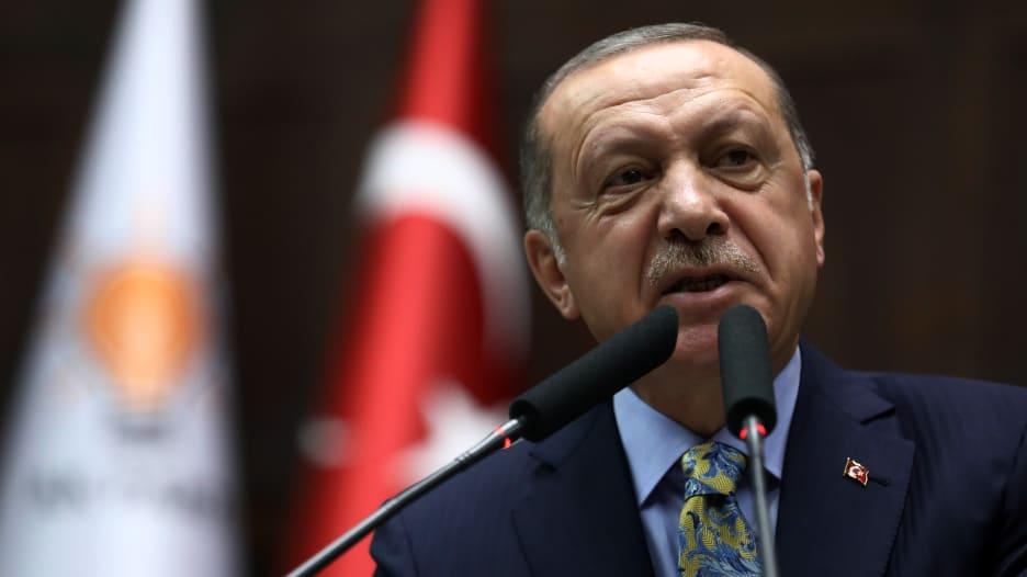 مواقف تركيا بتسلسل زمني