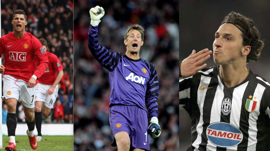 إليكم أبرز 6 لاعبين ارتدوا قميصي يوفنتوس ومانشستر يونايتد