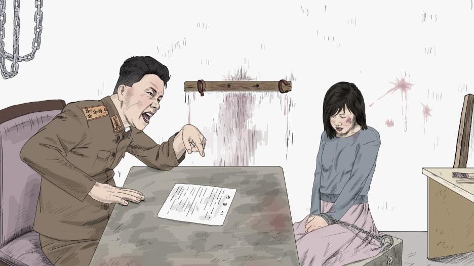"""تقرير حقوقي """"مفزع"""": الاغتصاب """"روتين يومي"""" بكوريا الشمالية"""