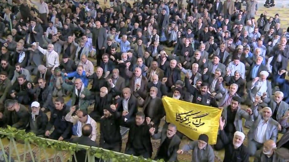 هكذا يرد الإيرانيون على عقوبات أمريكا المرتقبة
