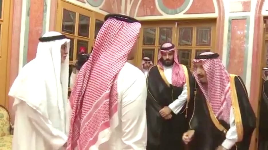تصريحات نجلي خاشقجي لـCNN عن لقاء العاهل السعودي وولي العهد