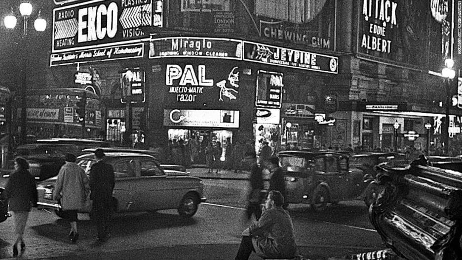 صور قديمة تُظهر ما لم تره سابقاً في لندن