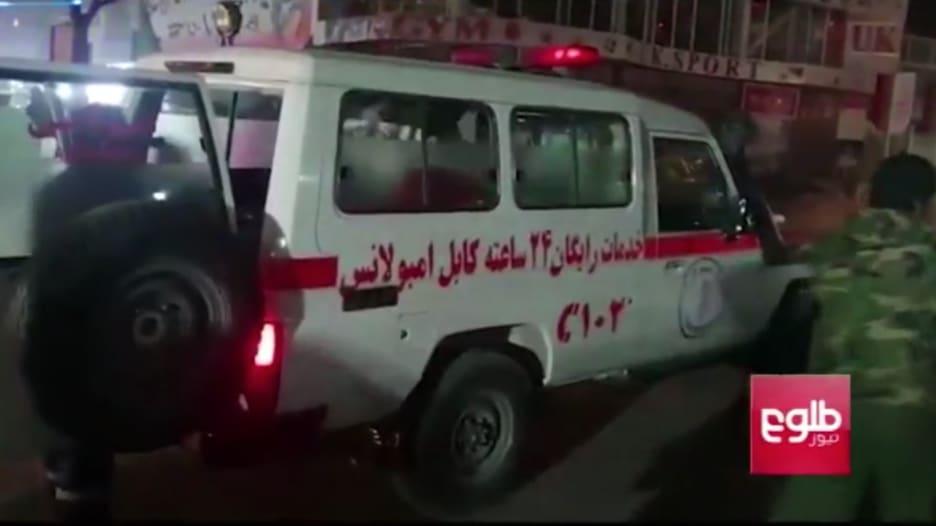 43 قتيلا و82 مصابا جراء انفجار وسط حفل زفاف بأفغانستان