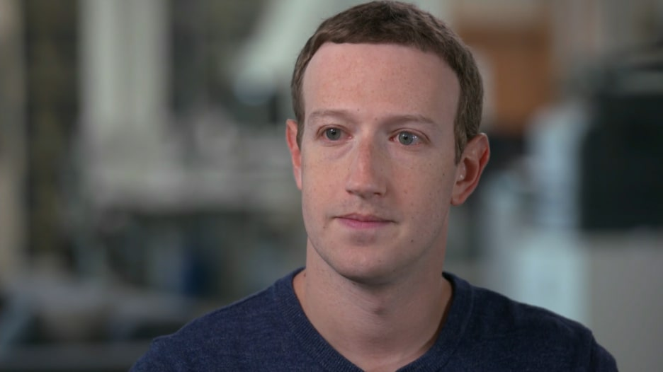 حصرياً.. زكربيرغ: لن أتنحى عن رئاسة فيسبوك