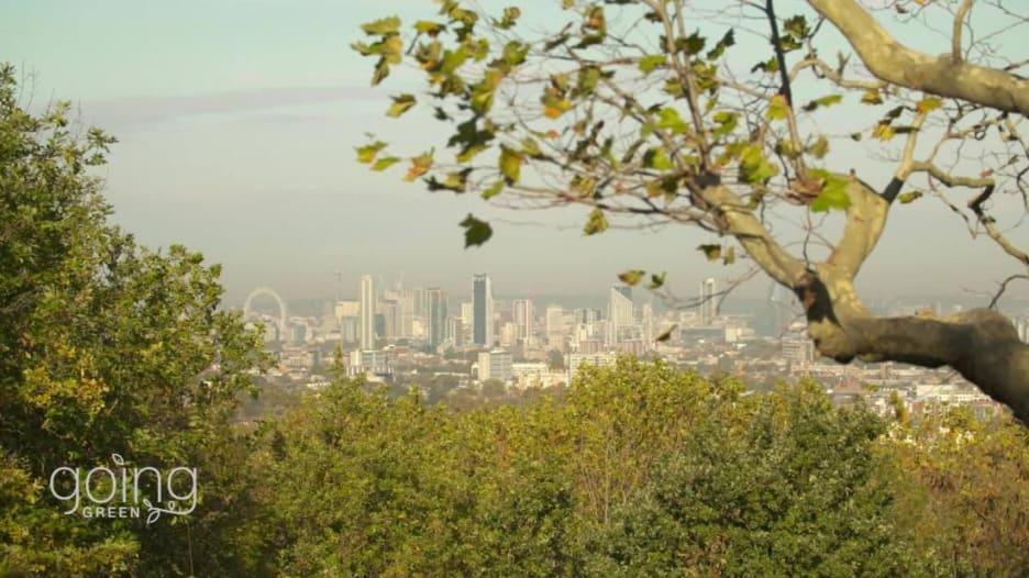 كيف يخطط هذا الرجل تحويل لندن إلى أول حديقة وطنية بالعالم؟