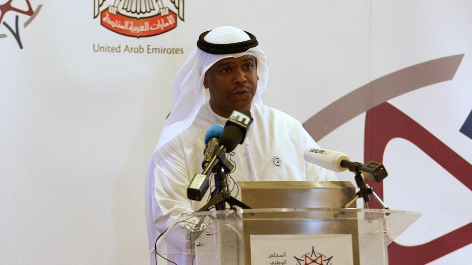 إعلان الإمارات عن اعتراف هيدجز بأنه عميل لاستخبارات أجنبية