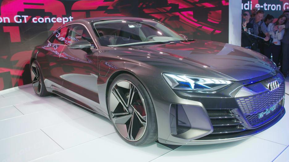 أودي تكشف عن سيارة كهربائية بتصميم رائع.. إليك مميزاتها