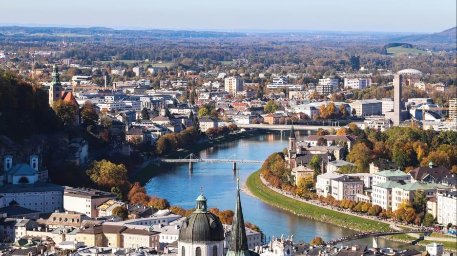 ما هي أفضل 8 أماكن لزيارتها في أوروبا؟