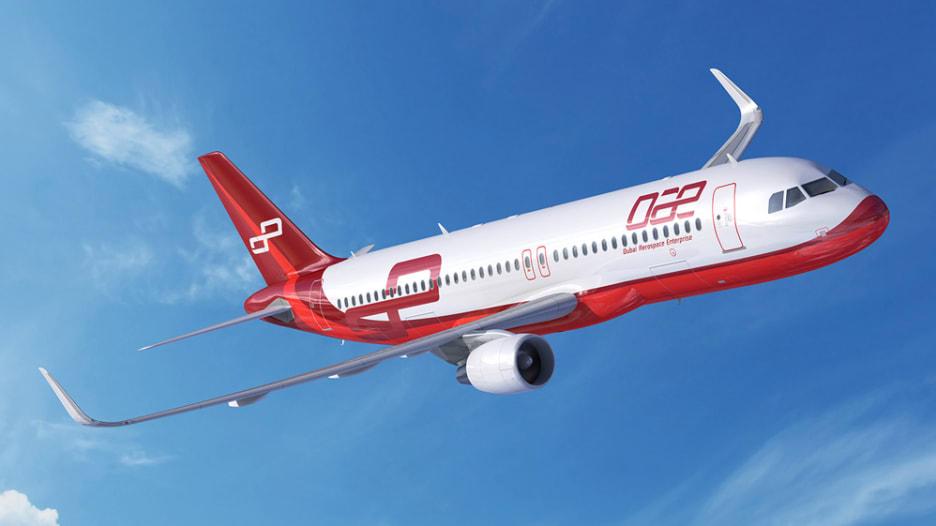 """""""دبي لصناعات الطيران"""" تبيع 18 طائرة.. ما حجم أسطولها؟"""