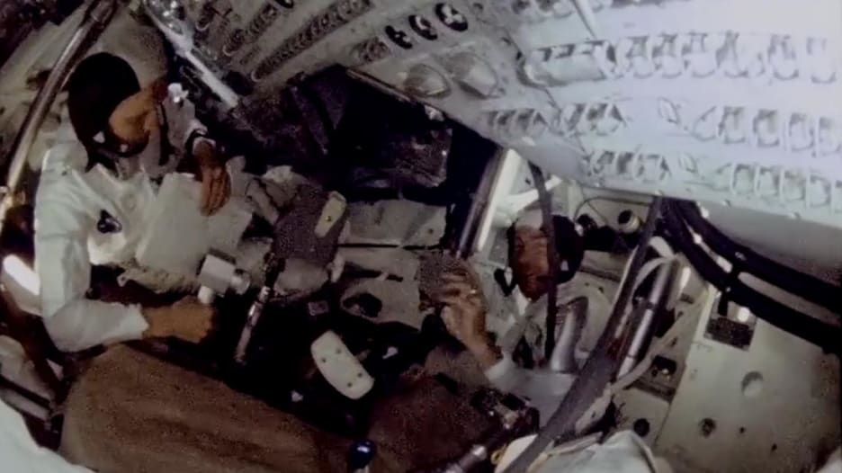 قبل 50 عاماً.. كيف كان يبدو عيد الميلاد على القمر؟