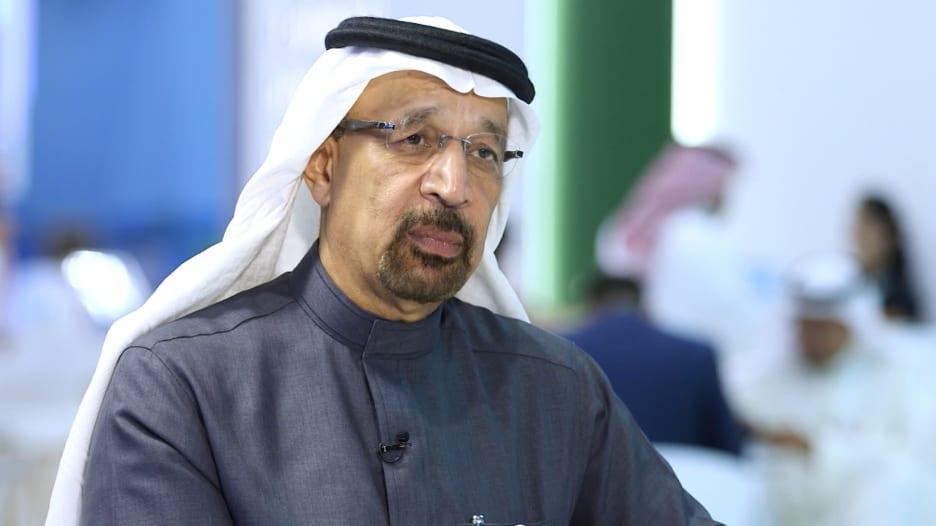خالد الفالح لـCNN: ولي العهد قائد عالمي وسمعته لن تتزعزع