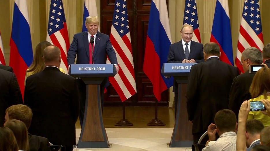 مع تزايد الأسئلة حول عمل ترامب لصالح روسيا.. موسكو تدافع عنه