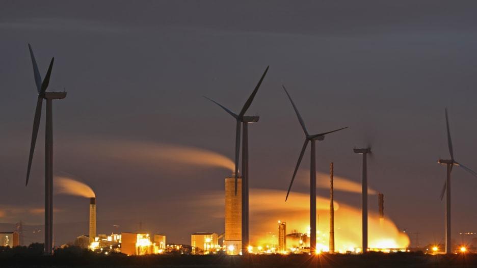 السعودية تعلن انطلاق مشروع أول محطة لطاقة الرياح