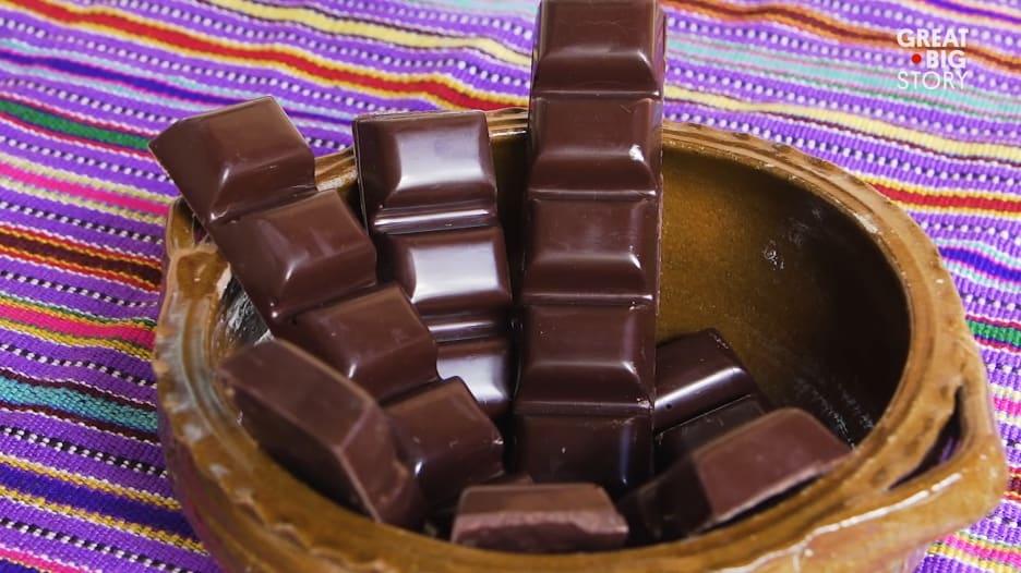 طعام الآلهة.. صناعة الشوكولاتة الفاخرة في غواتيمالا