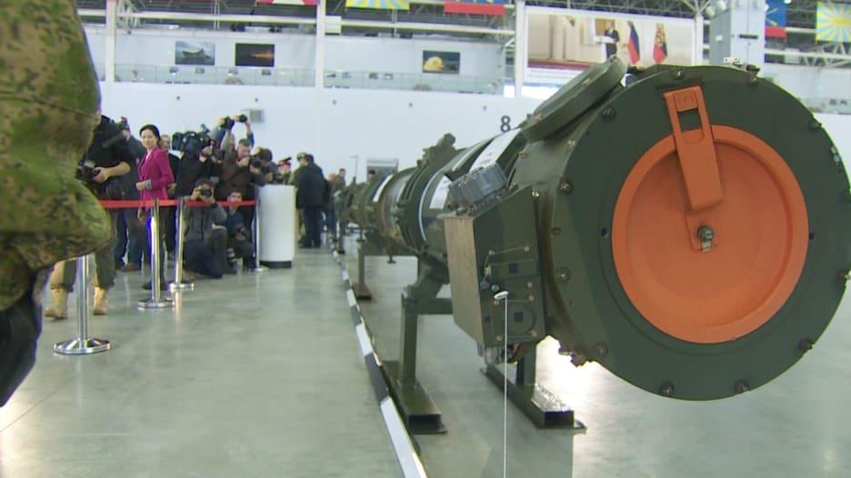 هل تسبب هذا الصاروخ بانسحاب واشنطن من معاهدة القوى النووية؟