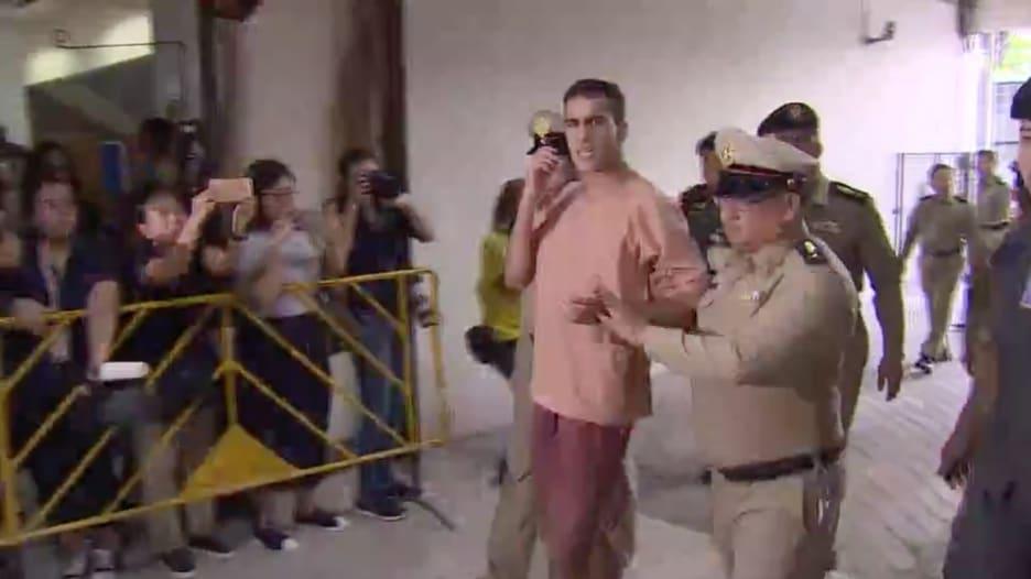 تمديد احتجاز اللاعب البحريني بتايلاند ونشطاء يظهرون دعمهم