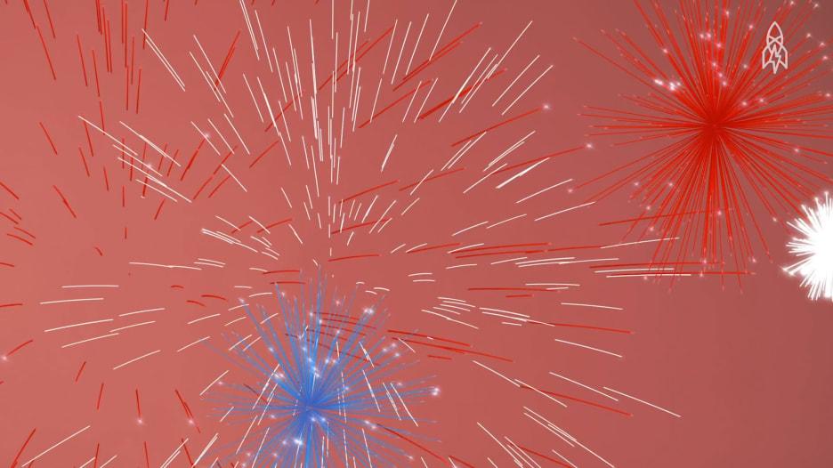 من اخترع الألعاب النارية.. الصين أو أمريكا؟