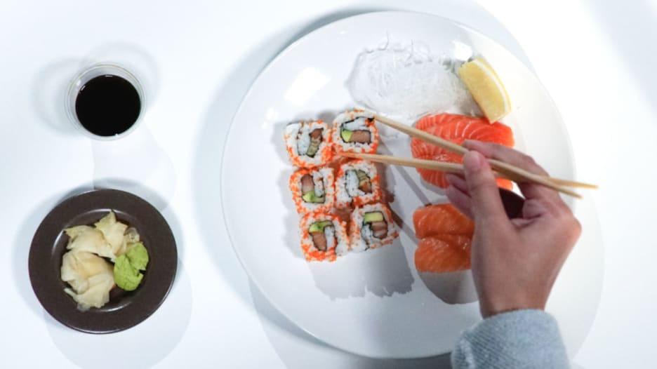 السوشي.. من جنوب شرق آسيا إلى اليابان..تعرفوا إلى رحلة تطوره