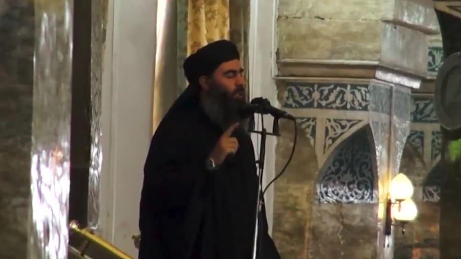 """مطاردة زعيم داعش """"المراوغ"""".. أين اختفى أبوبكر البغدادي؟"""