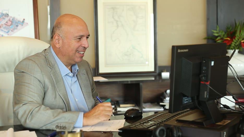 أحمد هيكل