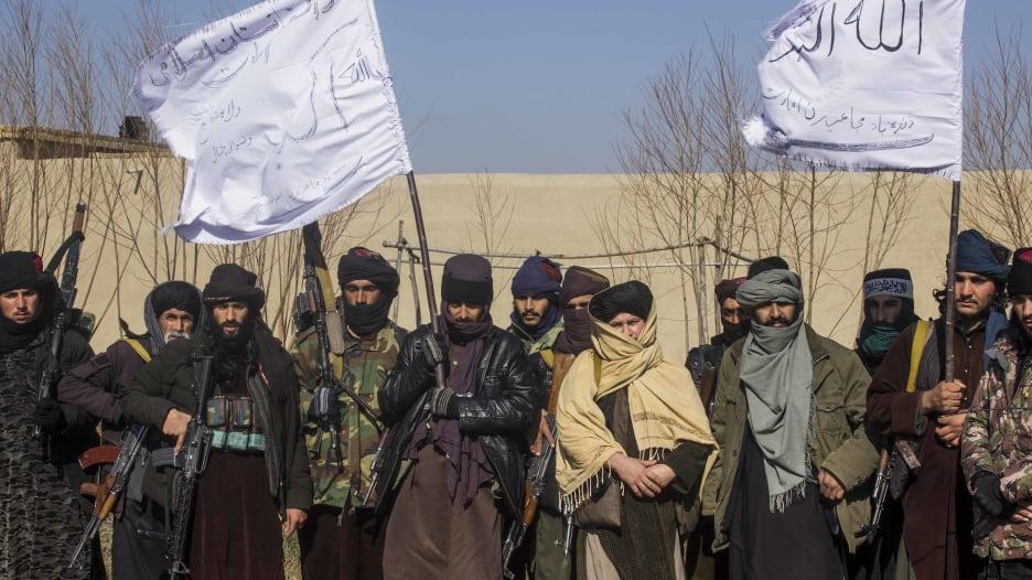 جولة حصرية ونادرة لـCNN  داخل حصون طالبان