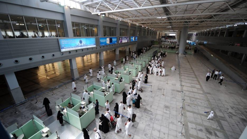 عدد المسافرين عبر المطارات السعودية يسجل أعلى مستوى في تاري