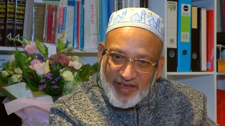 ناج مقعد فقد زوجته بمذبحة المسجدين في نيوزيلندا: أسامح المهاجم
