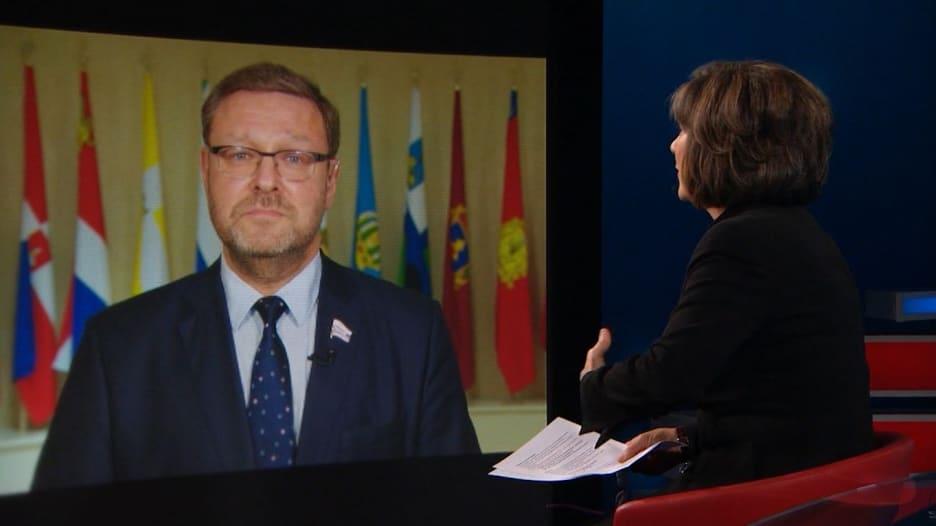 """سيناتور روسي يرد لـCNN على تشبيه الجولان بضم بلاده لـ""""القرم"""""""