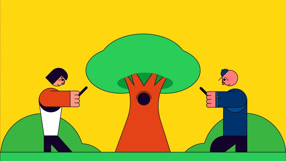 لمن يشعرون بالوحدة.. شجرة بألمانيا قد تجمعكم بشريك الحياة
