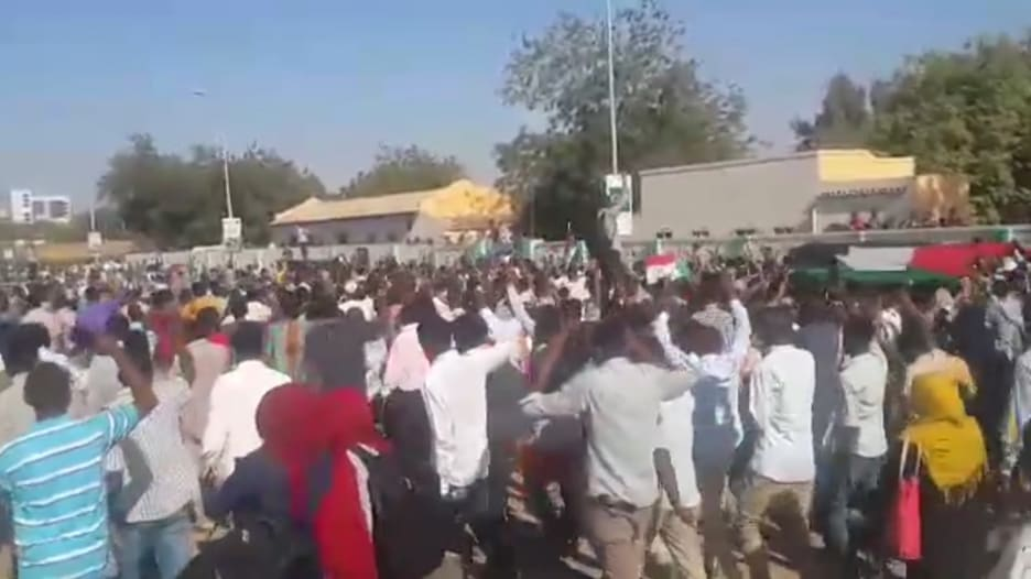 ارتفاع حصيلة ضحايا احتجاجات السودان
