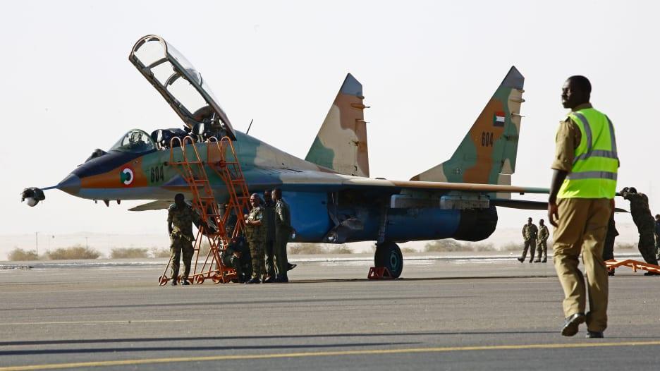 تعرف على قدرات الجيش السوداني