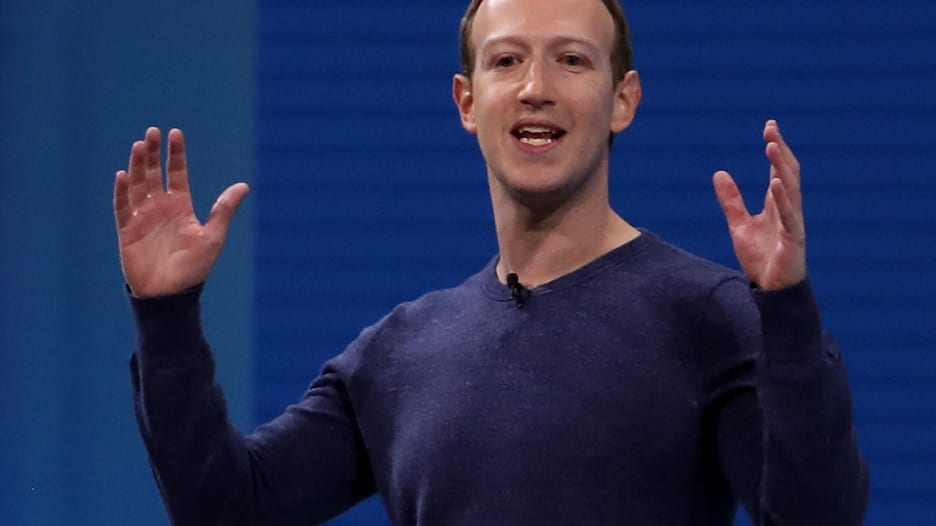 كم أنفقت فيسبوك على حماية مارك زوكربرغ العام الماضي؟