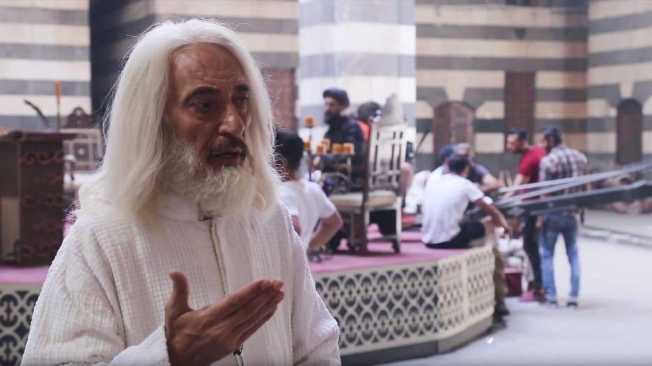 مقابلة غسان مسعود