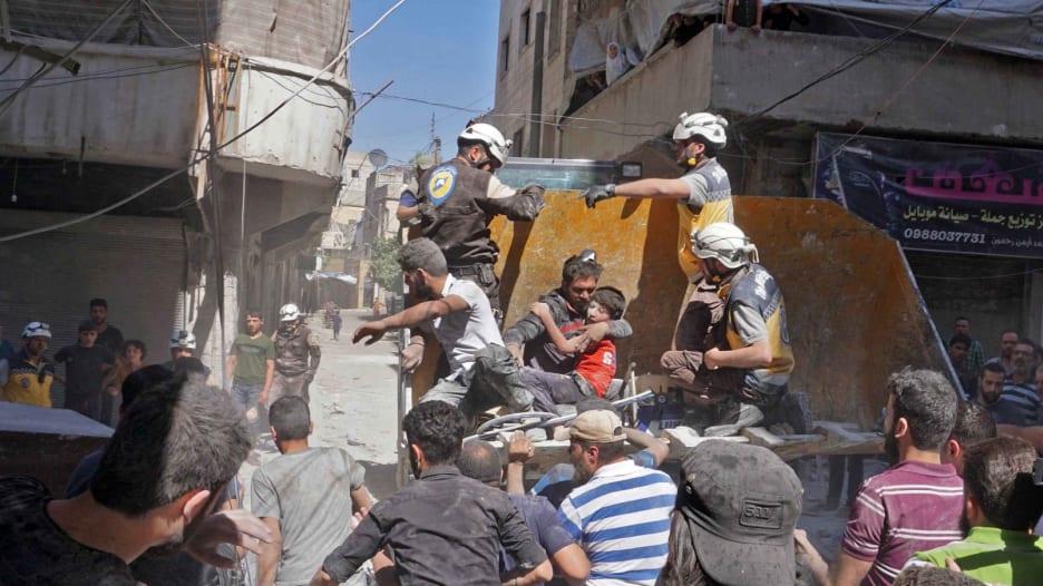 من إدلب.. قصة براءة محاصرة ومدمرة من قوى تتجاوز حدود الأطفال