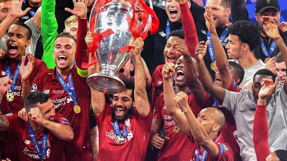 بعد الصافرة.. ما أهمية فوز ليفربول بلقب دوري الأبطال