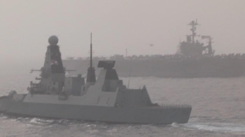 هجوم خليج عُمان.. كيف تتصاعد المواجهة بين أمريكا وإيران؟