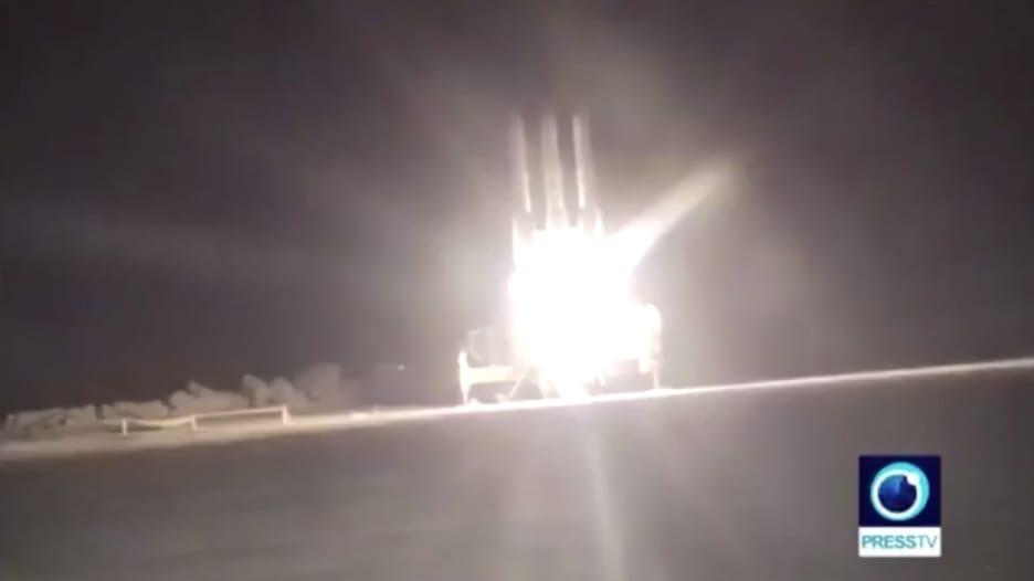 """إيران تنشر فيديو إسقاط """"الدرون"""" الأمريكية في الخليج"""