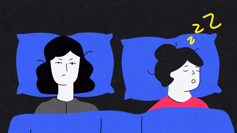 قد يتوقف تنفسك أثناء النوم.. هل الشخير أمر طبيعي؟