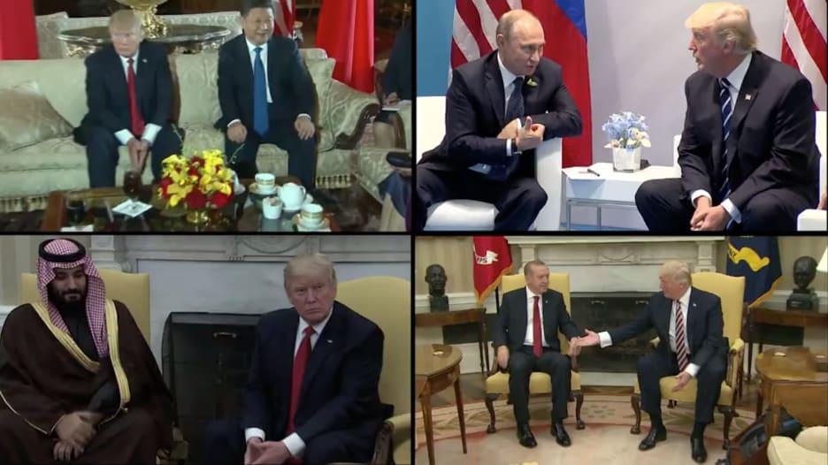 التوتر مع إيران ومقتل خاشقجي.. ماهي أبرز تحديات ترامب؟