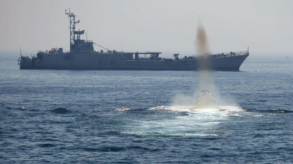 بالأرقام.. البحرية الإيرانية رابع أقوى أسطول بالعالم أمام بريطانيا