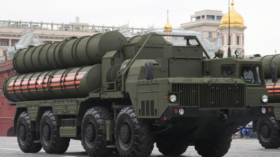 """تركيا تتسلم الصواريخ الروسية """"إس 400"""" رغم اعتراض واشنطن"""