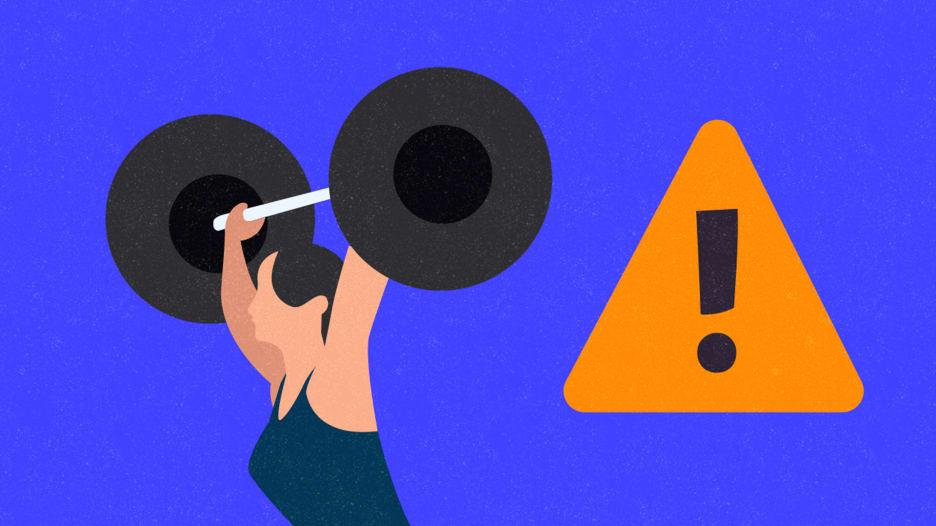 5 أسباب تتسبب تجعلك بزيادة الوزن رغم ممارسة الرياضة
