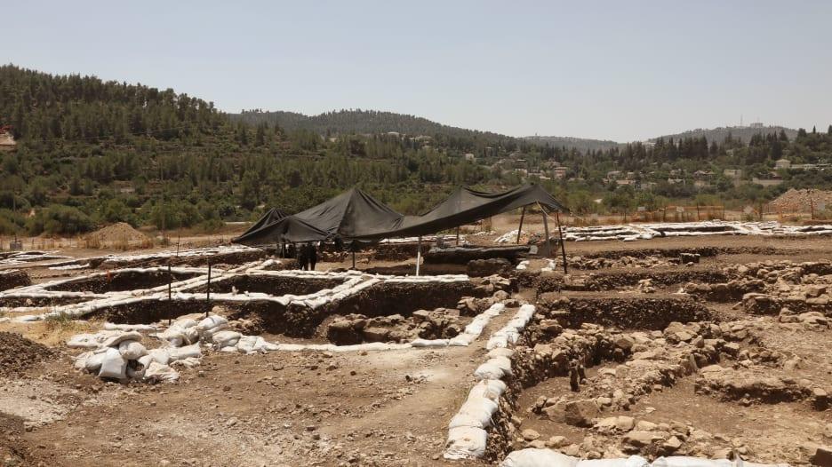 اكتشاف مستوطنة عمرها 9 آلاف عام بالقرب من القدس